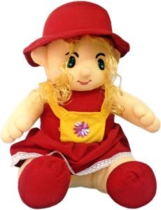Toyz Avenue STUFFED GIRL DOLL FOR KIDS  - 42 cm