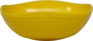 Homray Opulent Square 1200 ml Microwavable Serving Bowls, Set of 02 Polypropylene Bowl Set