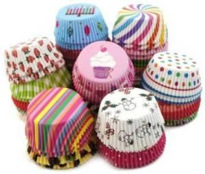 xeekart 300 - Cup Cupcake/Muffin Mould