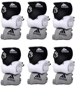 Adidas Men's & Women's Ankle Length Socks