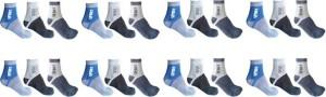 Antic Men & Women Printed Ankle Length Socks