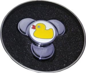 Akrobo Silver Duck Fidget Spinner