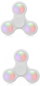 Akrobo LED FIDGET SPINNER SET OF 2