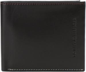 Tommy Hilfiger Men Brown Genuine Leather Wallet