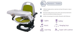 8fb04dab2962 Jaibros Foldable and Easy carry adjustable height Booster Seat with ...