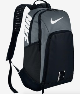 Nike Alpha Adpt 28 L Laptop Backpack Grey Black Best Price in India ... bb653c965258c