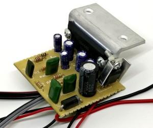 tech and trade 30 W DIY MONO AUDIO AMPLIFIER 4440 IC CIRCUIT KITMulticolor