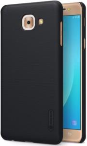 Nillkin Back Cover for Samsung Galaxy On Max (Galaxy J7 Max/G615) with free Screenguard