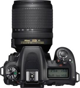 Nikon DX D7500 DSLR Camera Body with Single Lens: AF-S VR NIKKOR 18-105mm VR lens (16 GB SD Card + Camera Bag)