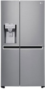 LG 668 L Frost Free French Door Bottom Mount Inverter Technology Star Refrigerator