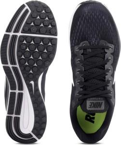 separation shoes d9e9d d42d3 Nike AIR ZOOM PEGASUS 34 Running ShoesBlack