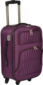 Trekker TTB-NEXA4W20PL/A Expandable  Cabin Luggage - 20 inch