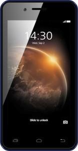 Karbonn A40 Indian (Blue, 8 GB)