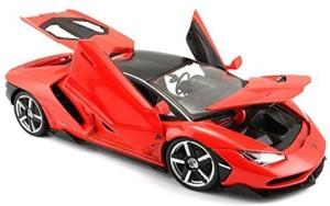 Maisto Lamborghini Centenario Diecast Car Scale 1 18 Color Red Red