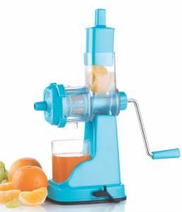 VR Royal Fruit & Vegetable Plastic Hand Juicer