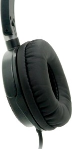 6114ae34f4e boAt BassHeads 900 Headset with Mic Black Over the Ear Best Price in ...