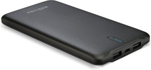 Portronics POR-694 POR-694 Power Wallet 10, 10000mAh  For Smart Phones, Tablets and Bluetooth Speakers 10000 mAh Power Bank