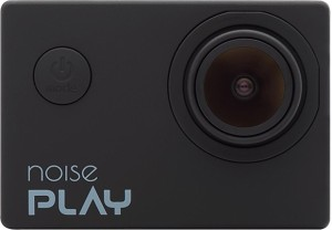 Noise Play Sports and Action Camera Black 16 MP