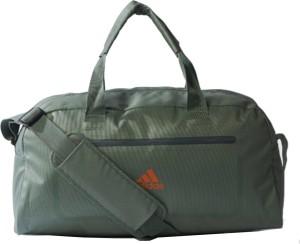 Adidas TRAINING TB S Duffle Bag ( TRAGRN TACORA TACORA Kit Bag ) 20d74cd2d3a2d