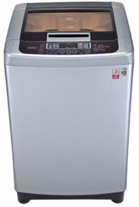 LG 6.2 kg Fully Automatic Top Load Washing Machine Silver