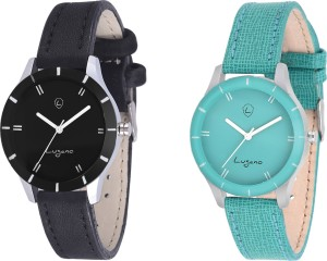 658cf98e1 Lugano Wrist Watches Price in India   Lugano Wrist Watches Compare ...