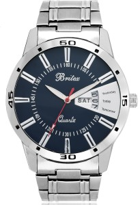 Britex BT6115 Day and Date Analog Watch  - For Men