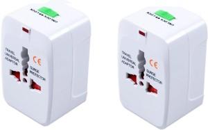 ROQ Set of 2 Universal Worldwide Adaptor