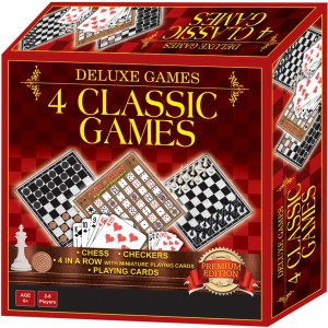 Sterling 4 Classic Game Board Game