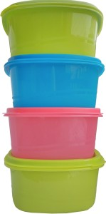 Princeware Fresh Store well Plastic Bowl Set