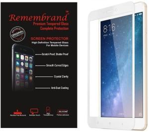 319040fea86 Remembrand Tempered Glass Guard for Mi Mi Max 2 Xiaomi Mi Max2 Best Price  in India