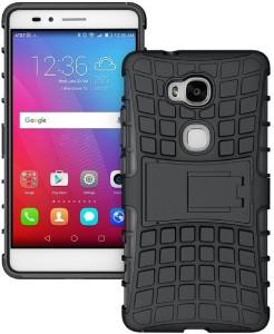 new styles 17ab3 13bb3 Flipkart SmartBuy Back Cover for Huawei Honor 5XBlack, Grip Case, Plastic,  Rubber