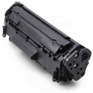 PrintStar 12A / Q2612A Cartridge - HP For 1010, 1012, 1015, 1018, 1020, 1022, 1022n, M1005 , M1319f , 3015 , 3020 AIO, 3030 AIO, 3050 AIO, 3050z Single Color Toner