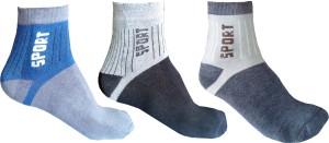 jannat fashion Men & Women Ankle Length Socks