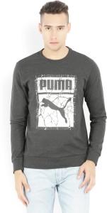 Puma Full Sleeve Graphic Print Men's Sweatshirt