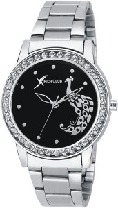 Rich Club RC-2012 Peacock~Style Watch  - For Girls