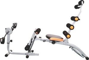 Telebrands Multi Gym Fat Blaster with Peddle Six Pack Care Ab Exerciser