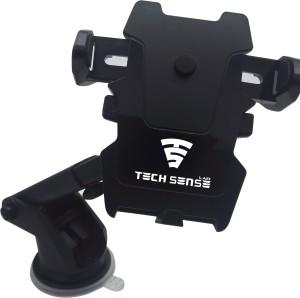 tech sense lab Car Mobile Holder for Windshield, Dashboard