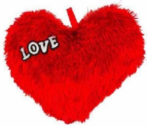 Buy4babes love Heart  - 11 inch