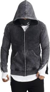 Fugazee Full Sleeve Solid Men's Sweatshirt