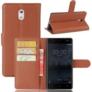 Excelsior Wallet Case Cover for Nokia 3