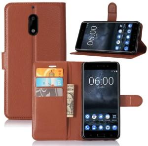 Excelsior Wallet Case Cover for Nokia 6