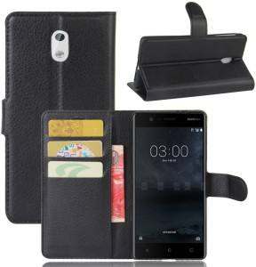 Excelsior Wallet Case Cover for Nokia 3