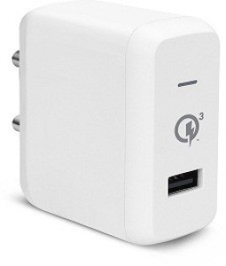 Syska Qualcomm™ Quick Charge 3.0 Mobile Charger