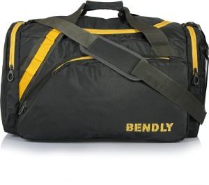 8acae325cd25 Bendly Travelyf Travel Duffel Bag Green Best Price in India