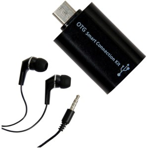 MoCell Headset Accessory Combo for Lenovo K8 plus