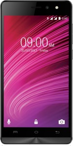 Lava A97 IPS Signature Edition 4G with VoLTE (Grey & Black, 8 GB)