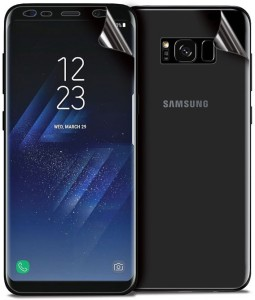 Wondrous Front & Back Protector for Samsung Galaxy S8