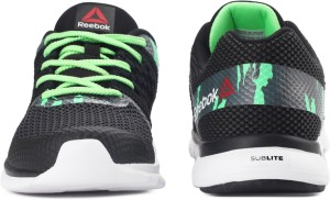 2bfce4d094b Reebok SUBLITE TRANSITION Running Shoes Black Best Price in India ...