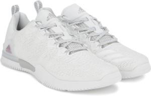 sale retailer a330d cd6ef Adidas CRAZYPOWER TR W Gym And Training Shoes