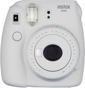 Fujifilm Mini 9 Smokey White Instant Camera
